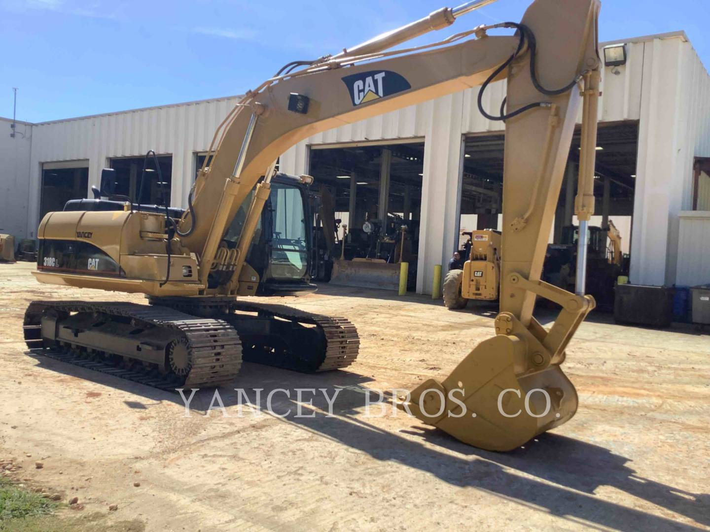 2007 - CATERPILLAR - 318CL