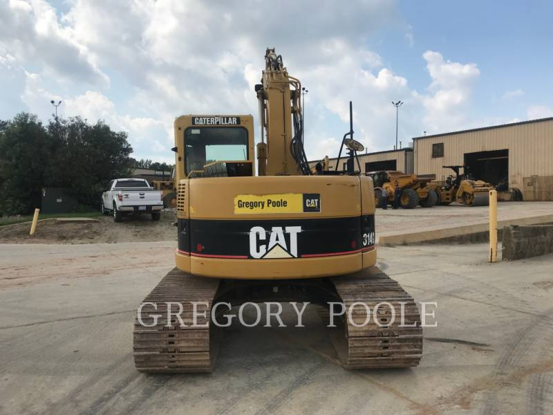 CATERPILLAR KETTEN-HYDRAULIKBAGGER 314C LCR equipment  photo 3