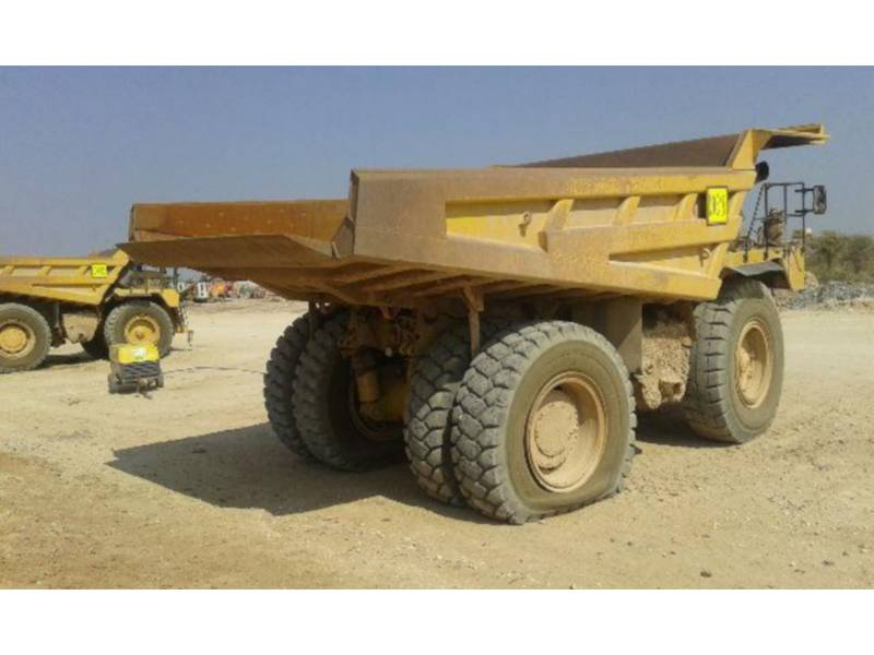 CATERPILLAR TOMBEREAUX RIGIDES POUR MINES 777DLRC equipment  photo 5