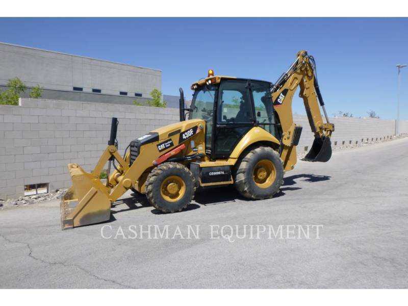 CATERPILLAR 挖掘装载机 430FST equipment  photo 1