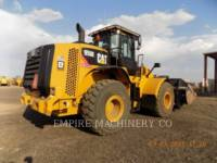 Caterpillar ÎNCĂRCĂTOARE PE ROŢI/PORTSCULE INTEGRATE 950K FC equipment  photo 2