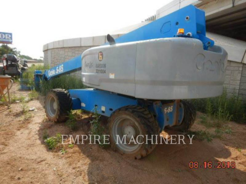 GENIE INDUSTRIES AUTRES S-85 equipment  photo 4