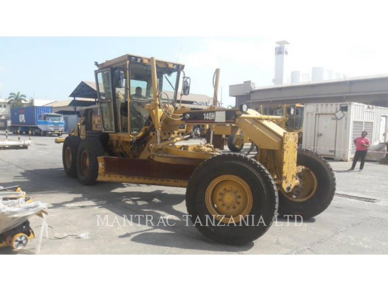 CATERPILLAR MOTOR GRADERS 140 H equipment  photo 8