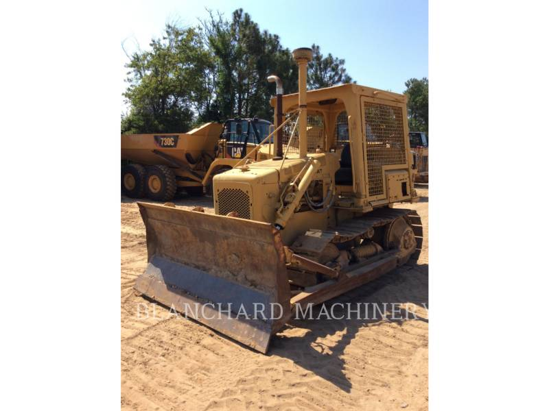 CATERPILLAR TRACK TYPE TRACTORS D4E equipment  photo 2