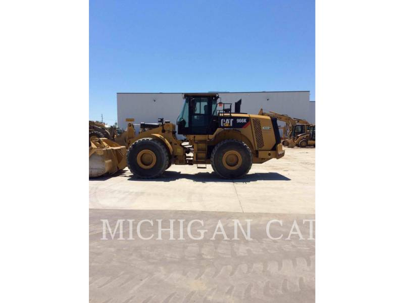 CATERPILLAR CARGADORES DE RUEDAS 966K Q equipment  photo 10