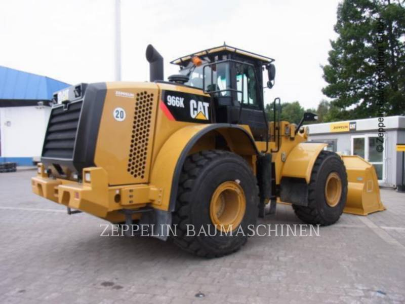 CATERPILLAR CARGADORES DE RUEDAS 966K equipment  photo 19