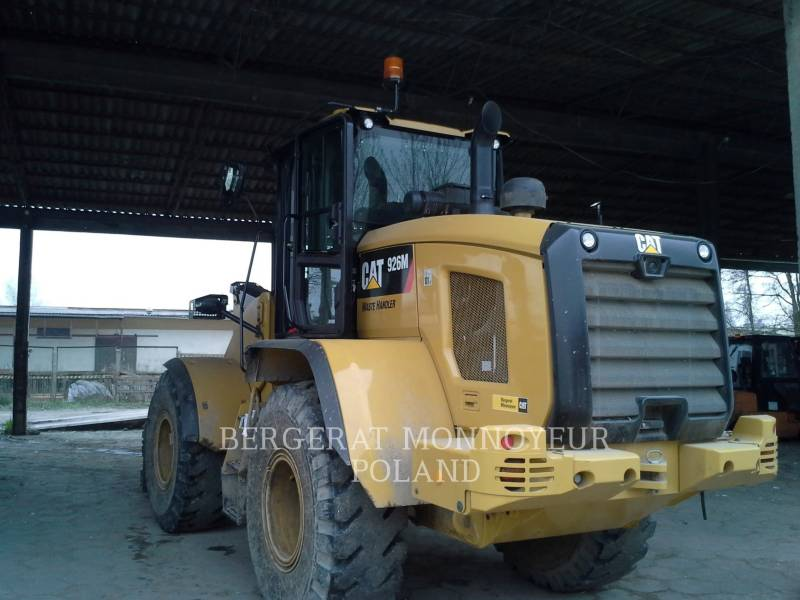 CATERPILLAR CARGADORES DE RUEDAS 926M equipment  photo 6