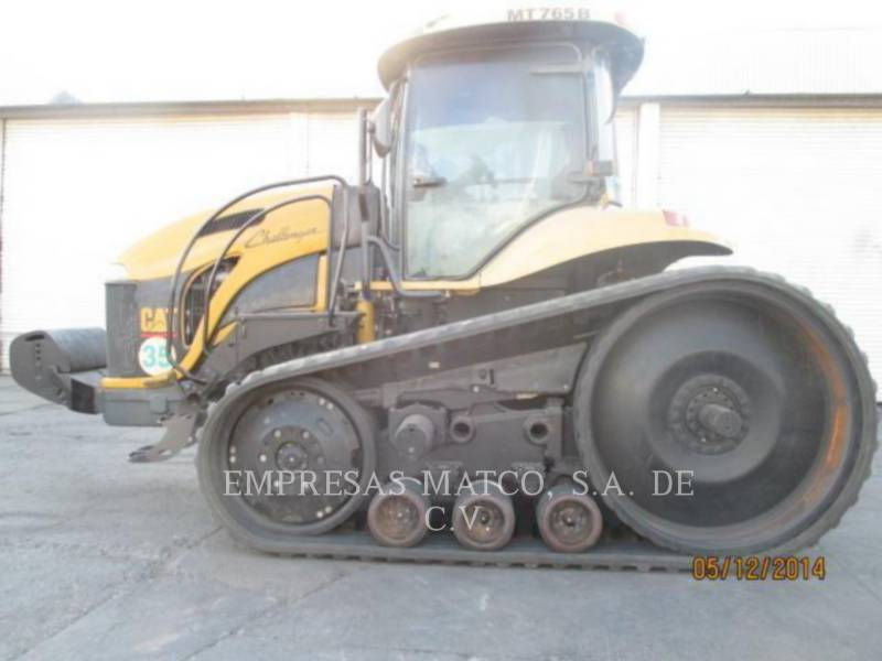 AGCO-CHALLENGER AG TRACTORS MT765B equipment  photo 1