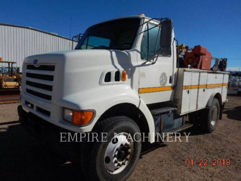 FORD / NEW HOLLAND OTHER F650 equipment  photo 1
