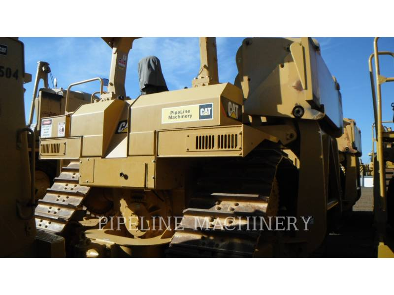 CATERPILLAR DŹWIGI BOCZNE DO UKŁADANIA RUR 587T equipment  photo 2