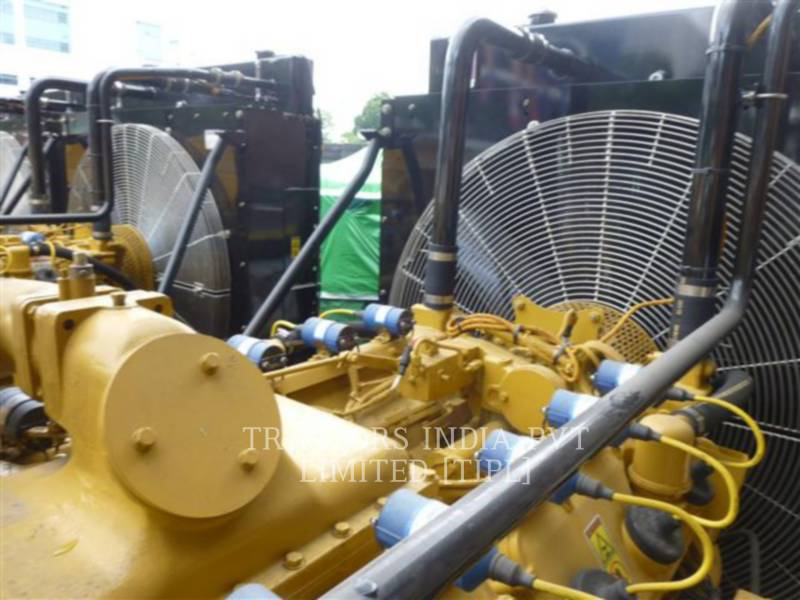 GENSET STATIONARY - NATURAL GAS G3412TA equipment  photo 3