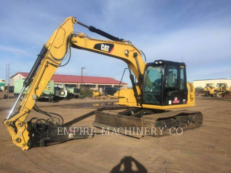 CATERPILLAR EXCAVADORAS DE CADENAS 311F LRR P equipment  photo 1