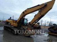 CATERPILLAR KETTEN-HYDRAULIKBAGGER 324DL equipment  photo 1