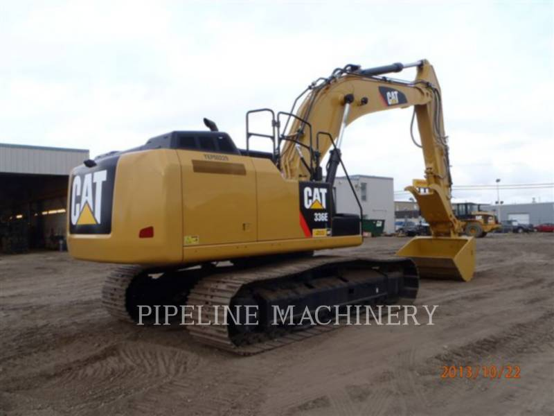 CATERPILLAR ESCAVADEIRAS 336EL equipment  photo 1