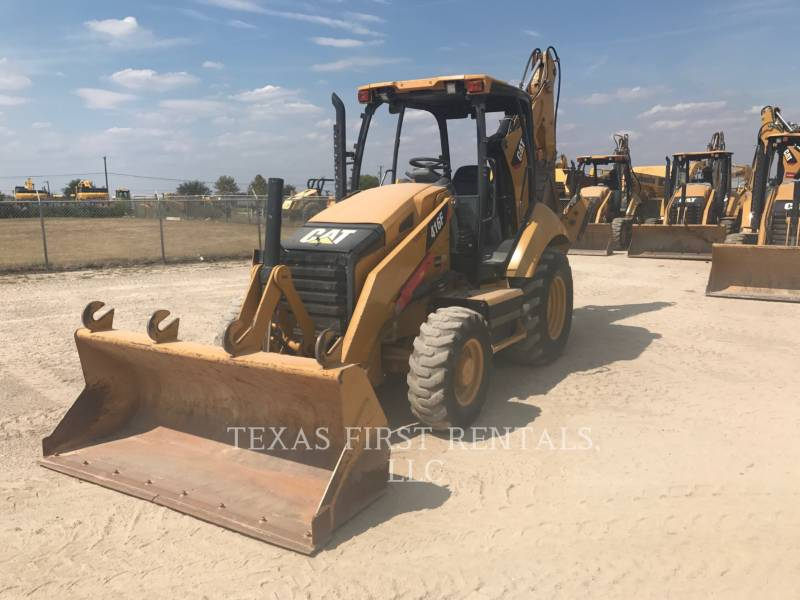 Caterpillar BULDOEXCAVATOARE 416 F equipment  photo 4