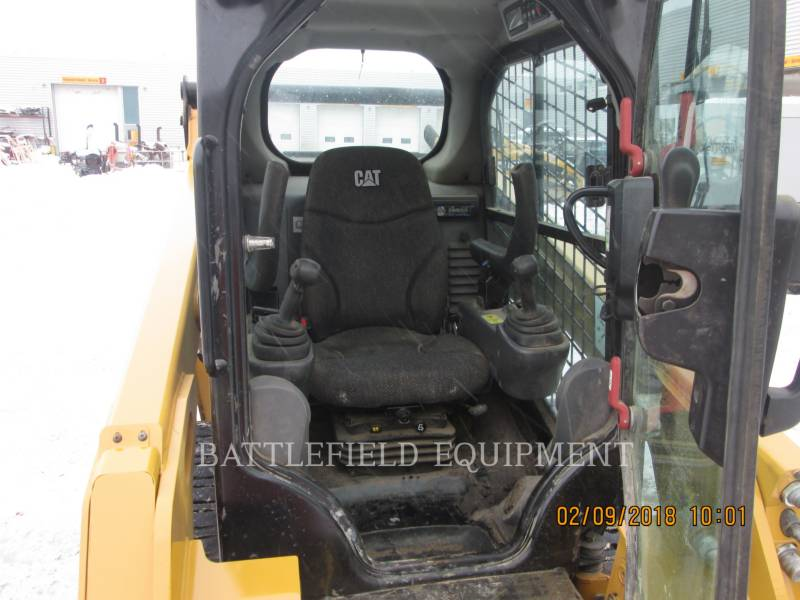 CATERPILLAR MULTI TERRAIN LOADERS 257DLRC equipment  photo 6
