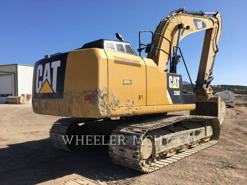 CATERPILLAR KETTEN-HYDRAULIKBAGGER 336E L equipment  photo 6