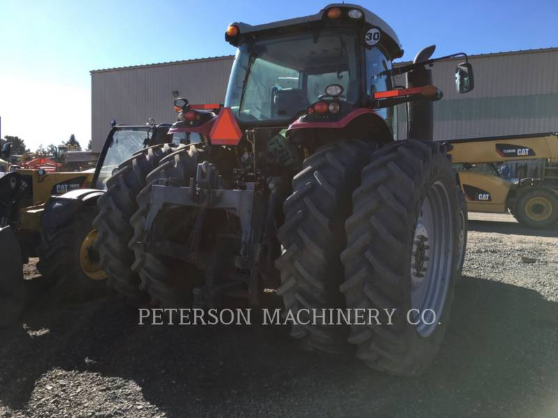 AGCO-MASSEY FERGUSON AG TRACTORS MF8660 equipment  photo 3