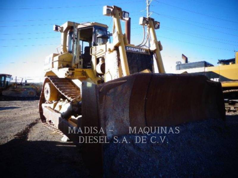 CATERPILLAR MINING TRACK TYPE TRACTOR D9R equipment  photo 1
