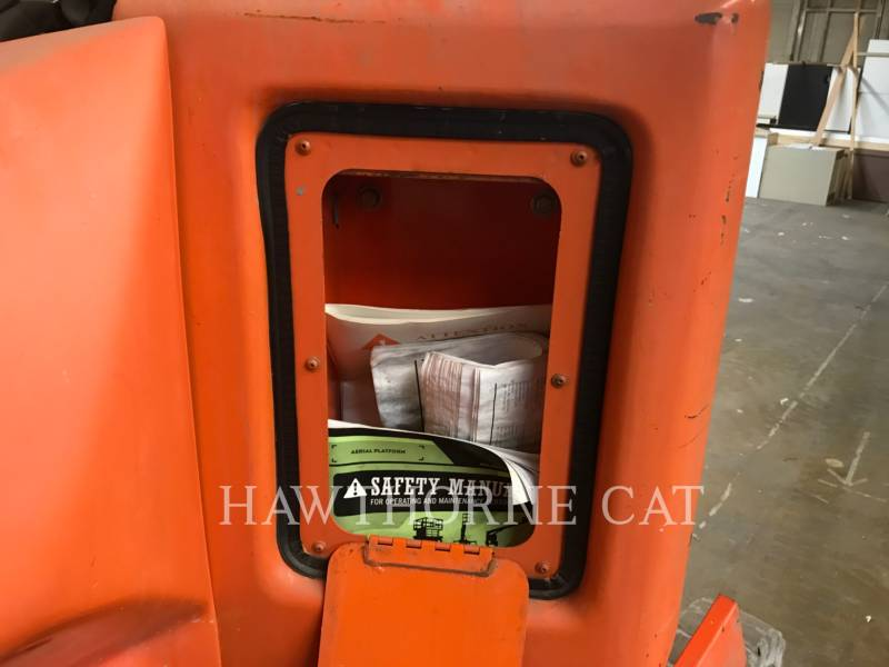 JLG INDUSTRIES, INC. LIFT - BOOM 40E(N) equipment  photo 8