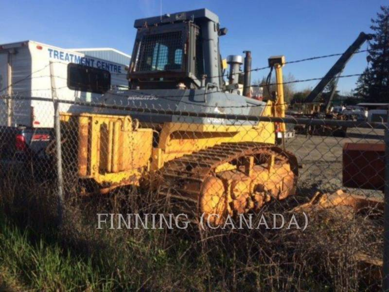 KOMATSU TRACK TYPE TRACTORS D155AX equipment  photo 3