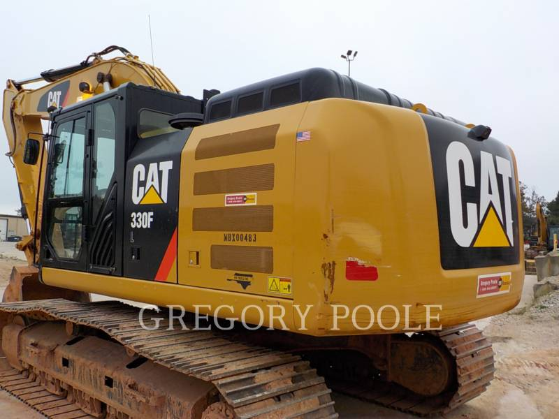 CATERPILLAR ESCAVATORI CINGOLATI 330FL equipment  photo 8