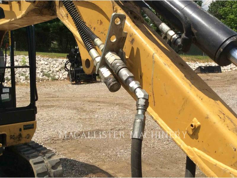 CATERPILLAR ESCAVATORI CINGOLATI 302.7DCR equipment  photo 7
