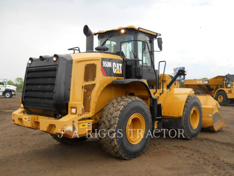 CATERPILLAR WHEEL LOADERS/INTEGRATED TOOLCARRIERS 950M 2 equipment  photo 2