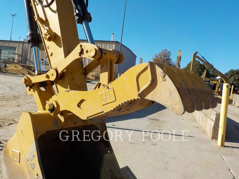 CATERPILLAR TRACK EXCAVATORS 323FL equipment  photo 19