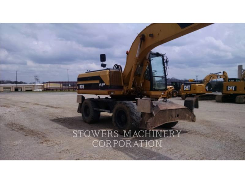 CATERPILLAR EXCAVADORAS DE CADENAS M318 equipment  photo 2