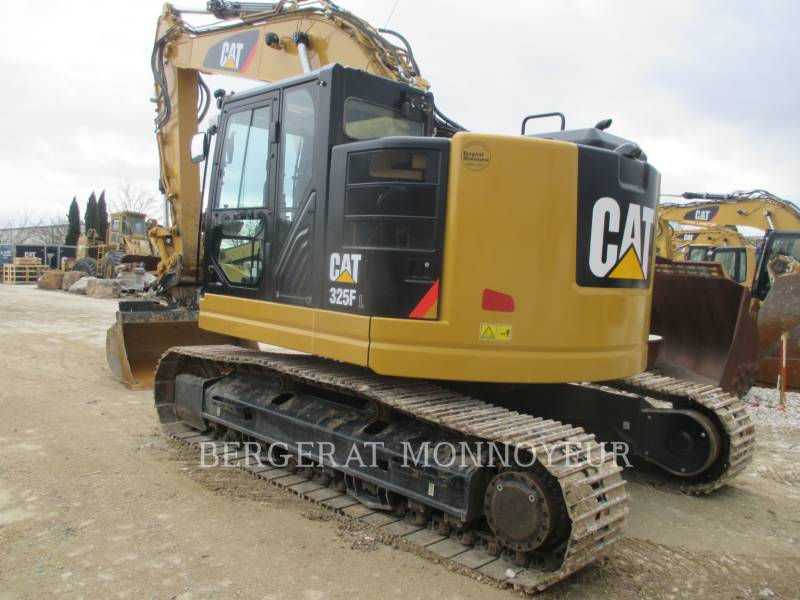 CATERPILLAR EXCAVADORAS DE CADENAS 325F CR equipment  photo 1