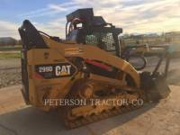 CATERPILLAR DELTALADER 299D XHP equipment  photo 2