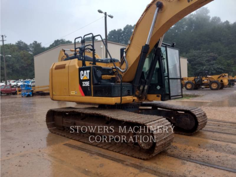 CATERPILLAR EXCAVADORAS DE CADENAS 320EL FAE equipment  photo 2
