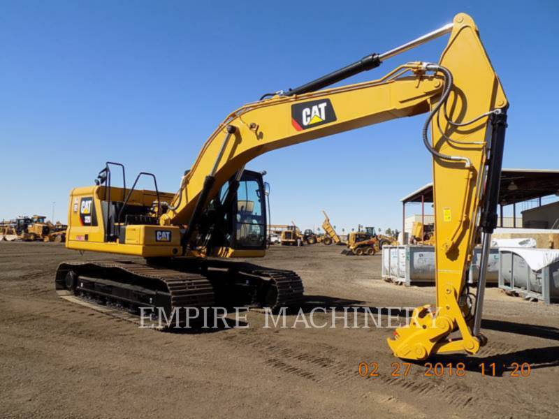 CATERPILLAR PELLES SUR CHAINES 320-07 equipment  photo 1