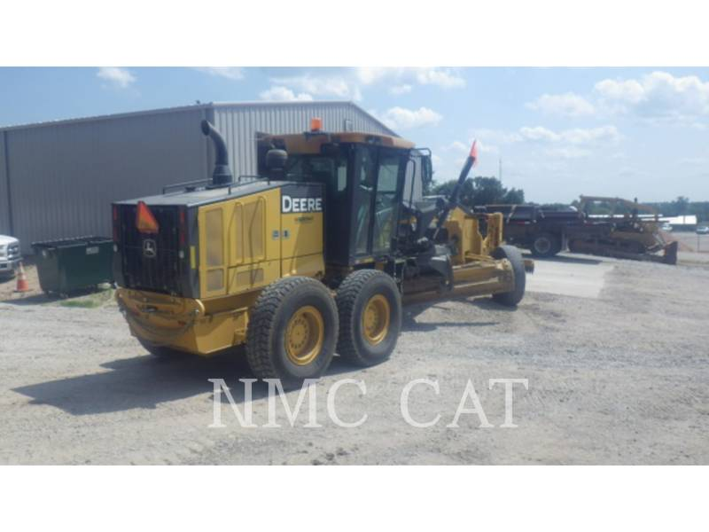 CATERPILLAR NIVELEUSES 770G equipment  photo 3