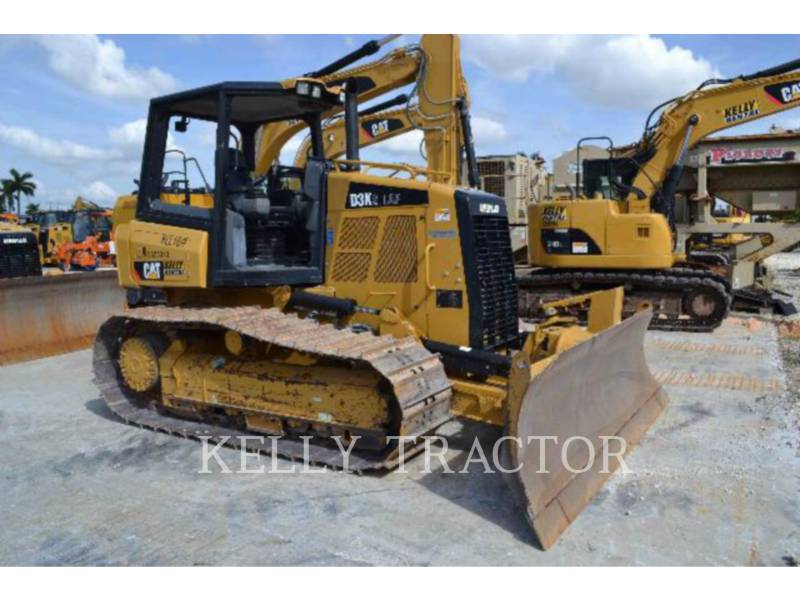 CATERPILLAR TRATORES DE ESTEIRAS D3K2LGP equipment  photo 1