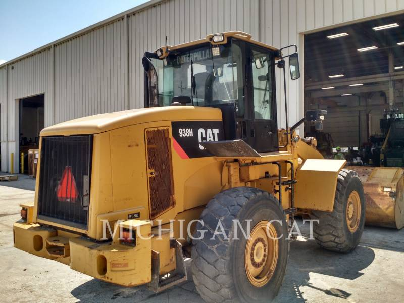 CATERPILLAR WHEEL LOADERS/INTEGRATED TOOLCARRIERS 938H HLR equipment  photo 3