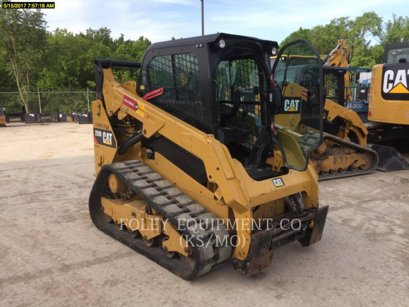 CATERPILLAR MINICARGADORAS 259DSTD2CA equipment  photo 1
