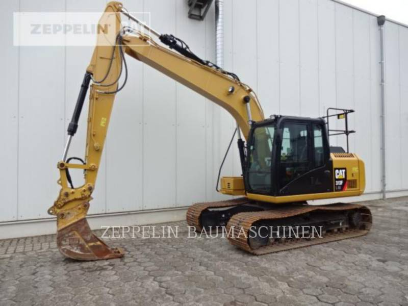 CATERPILLAR PELLES SUR CHAINES 313FLGC equipment  photo 1