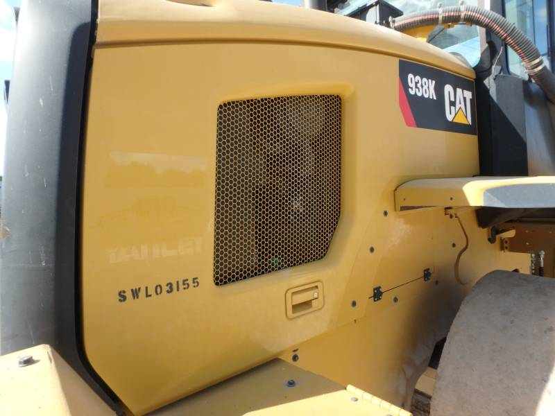 CATERPILLAR CARGADORES DE RUEDAS 938K equipment  photo 14