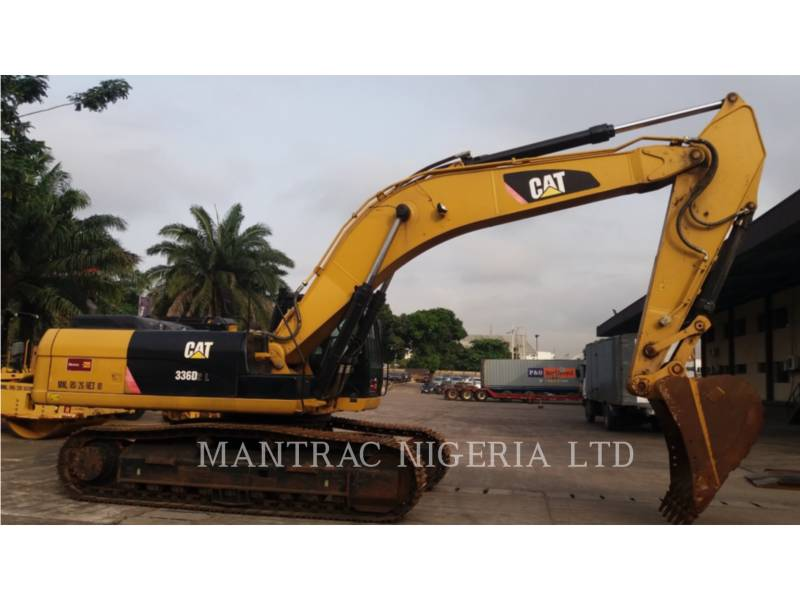 CATERPILLAR TRACK EXCAVATORS 336 D equipment  photo 1