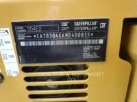 CATERPILLAR EXCAVADORAS DE CADENAS 304E2 CRCB equipment  photo 2