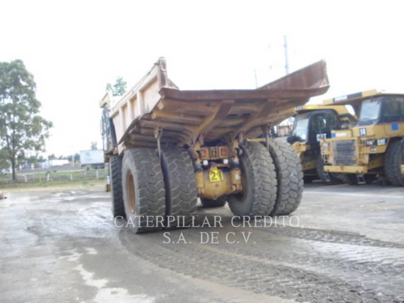 CATERPILLAR 鉱業用ダンプ・トラック 773F equipment  photo 6