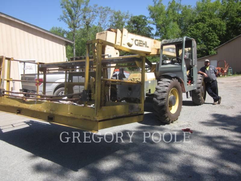 GEHL COMPANY TELEHANDLER RS642 equipment  photo 9