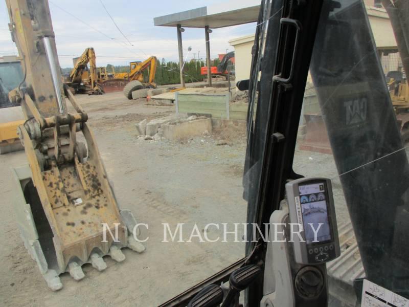CATERPILLAR TRACK EXCAVATORS 349E L equipment  photo 10