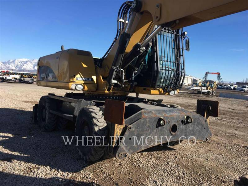 CATERPILLAR TRACK EXCAVATORS M322D equipment  photo 6