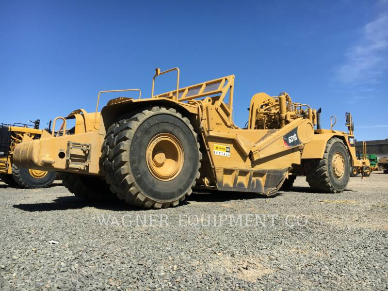 CATERPILLAR MOTOESCREPAS 631G equipment  photo 4