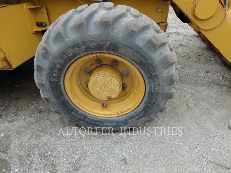 CATERPILLAR RETROESCAVADEIRAS 430EST equipment  photo 10