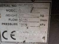CATERPILLAR WT - MARTEAUX HYDRAULIQUES H 70 S FLAT-TOP equipment  photo 6