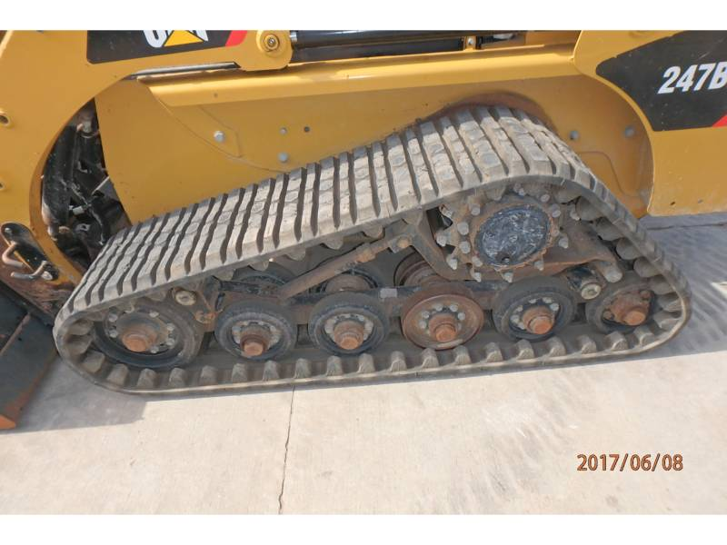 CATERPILLAR CARREGADEIRAS TODO TERRENO 247B3 equipment  photo 10